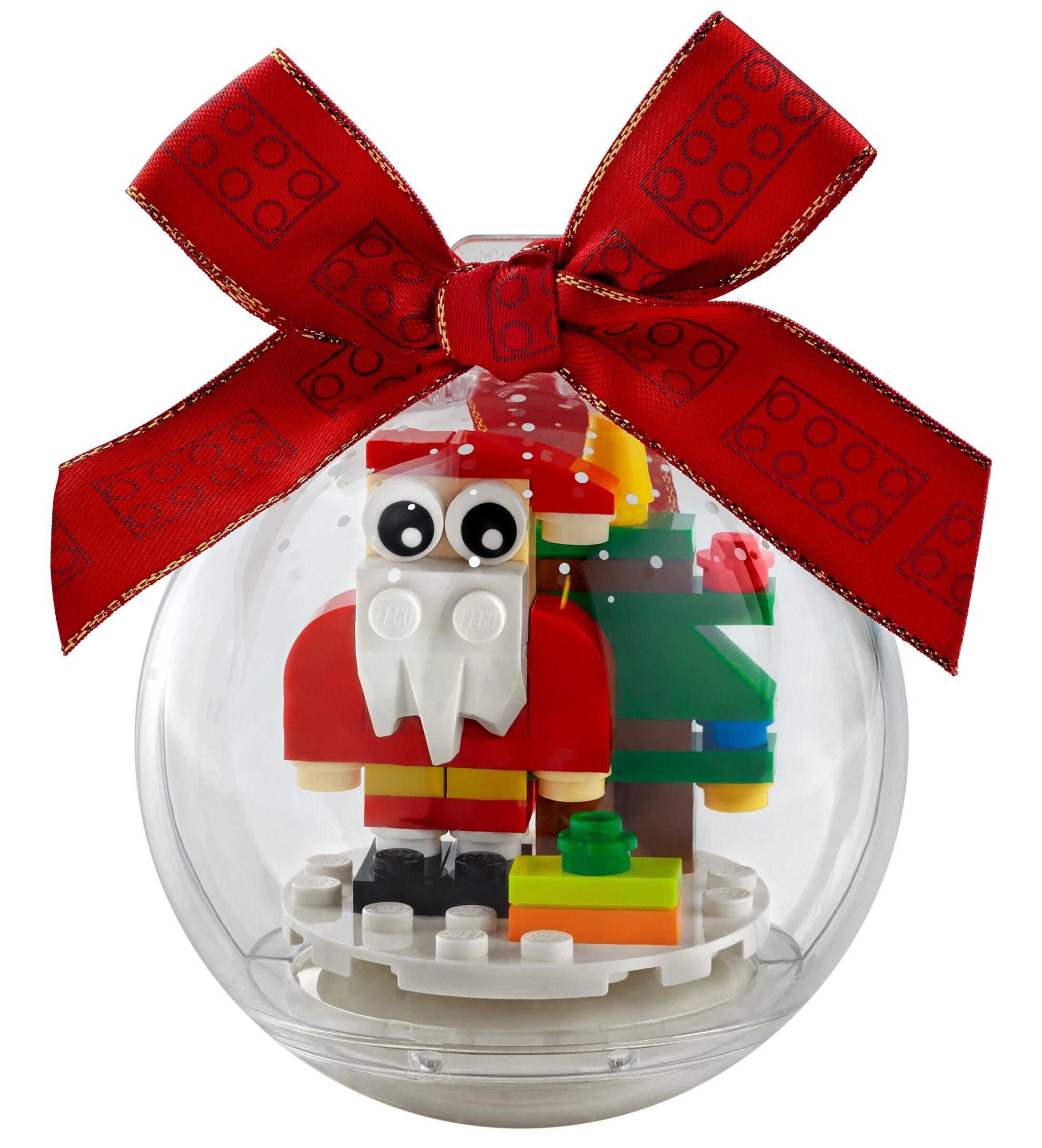LEGO 854037 Christmas Ornament Santa