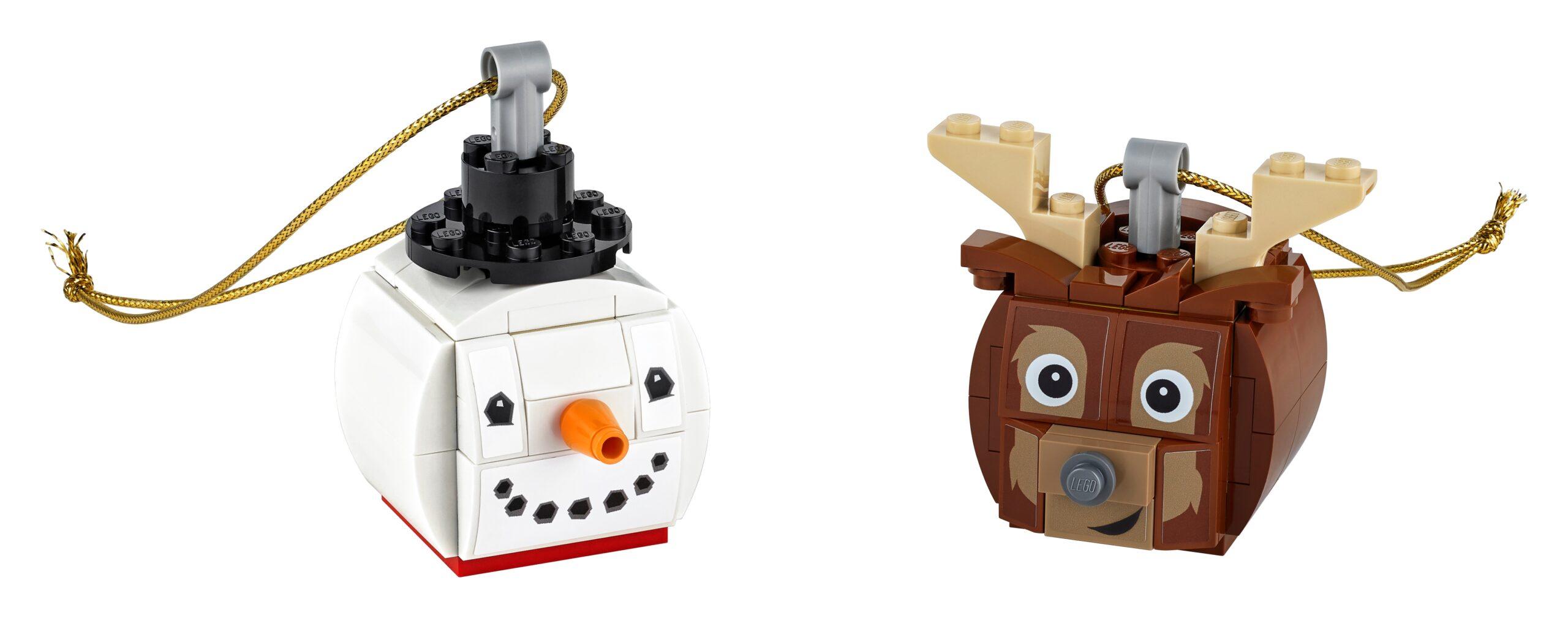 LEGO 854050 Snowman & Reindeer Duo