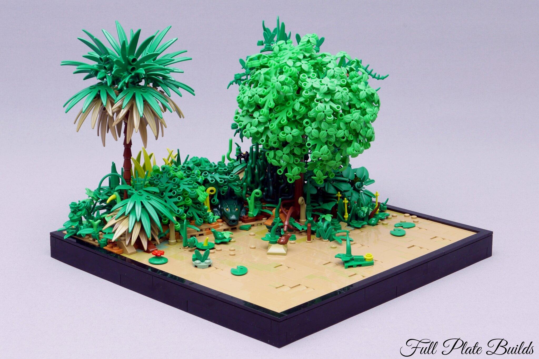 LEGO Amazon Rainforest – Emil Lidé