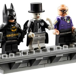 LEGO Batman 76161 1989 Batwing