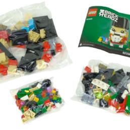 LEGO BrickHeadz 40425 Nutcracker