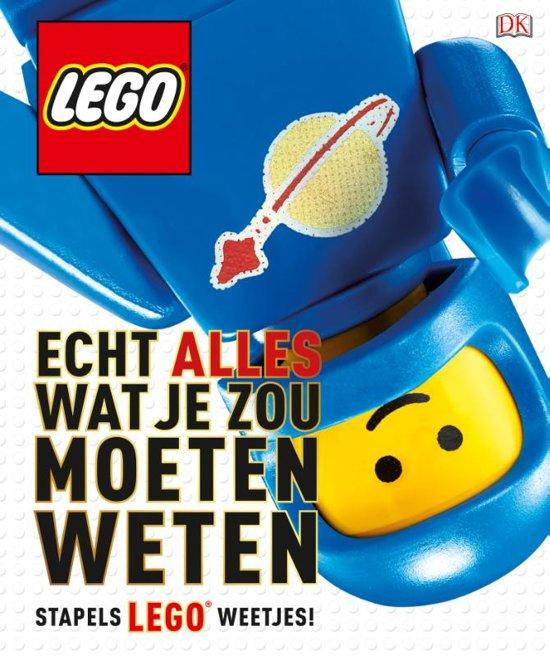 LEGO - Echt alles wat je zou moeten weten