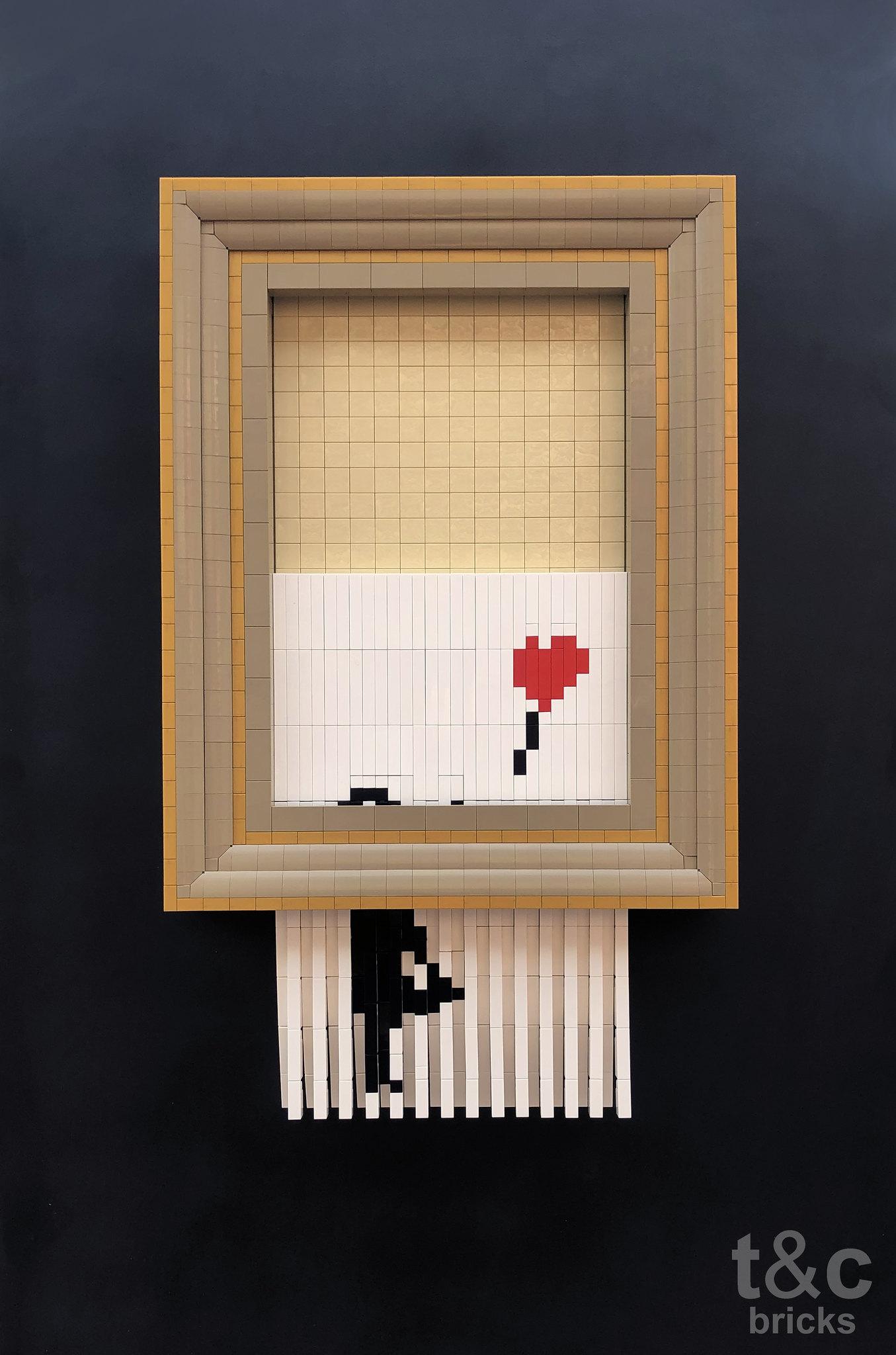 LEGO Evolution of Art - T&C Bricks