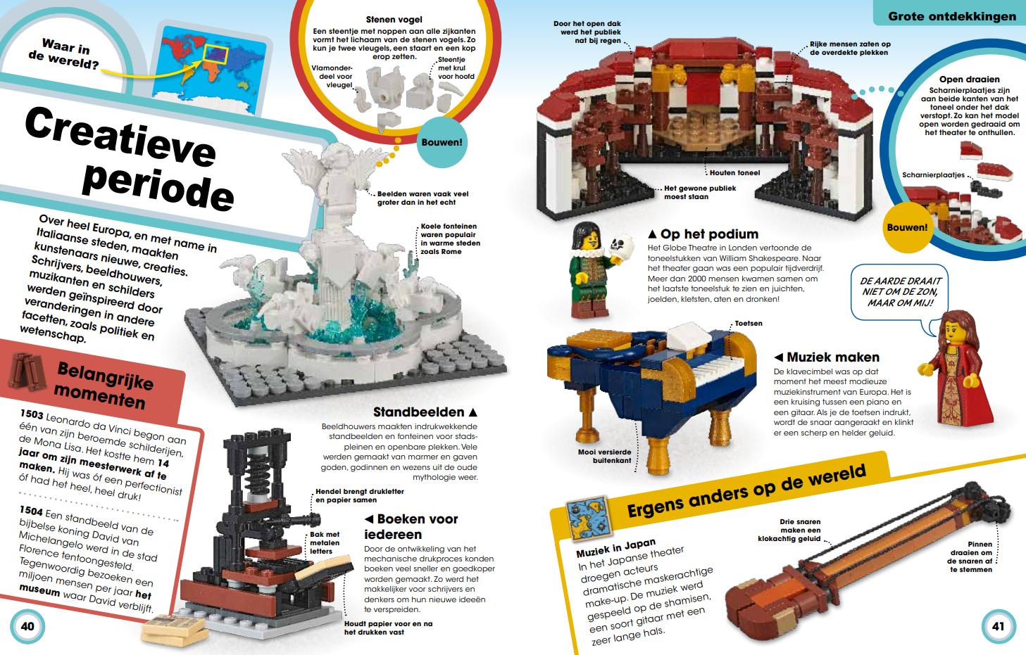 LEGO - Grootste Geschiedenis
