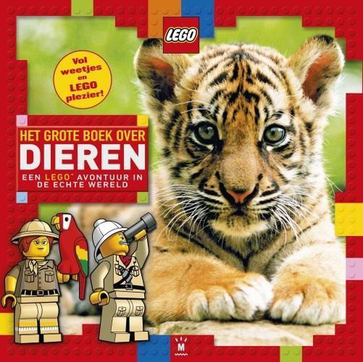 LEGO - Het grote boek over dieren