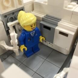 LEGO Ideas Boeing 737 Passenger Plane