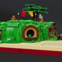 LEGO Ideas Bag End
