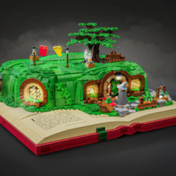 LEGO Ideas Bag End