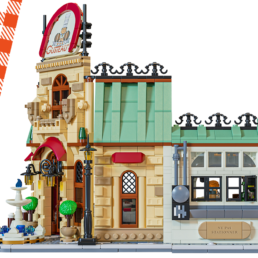 LEGO Ideas Ratatouille ReOpen The Doors!