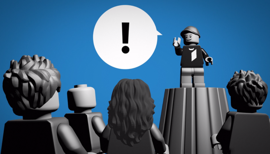 LEGO Ideas groeiend aantal 10K inzendingen