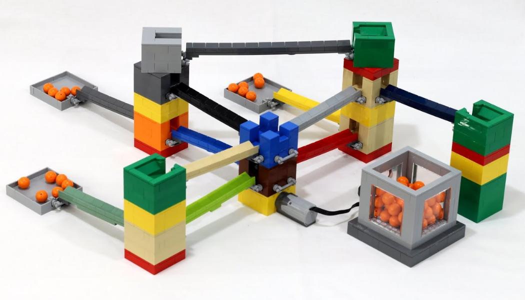 LEGO Marble Run System