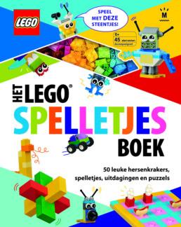 LEGO SPELLETJESBOEK CV1
