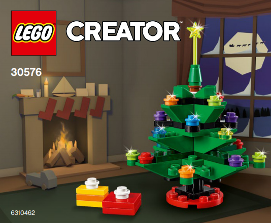 LEGO 30576 Holiday Tree