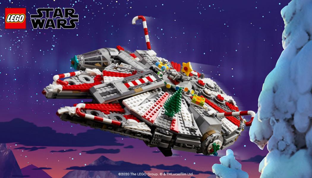 Celebrate The Holidays in a Galaxy Far Far Away