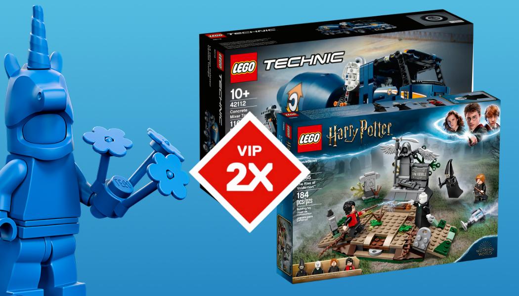 Dubbele LEGO VIP punten op LEGO sets (7)