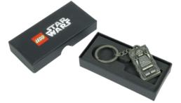 LEGO 5006363 Han Solo Carbonite Metal Keychain
