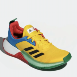 LEGO-Adidas-old-running-shoes