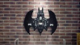 LEGO Batman 1989 Batwing - Designer Video