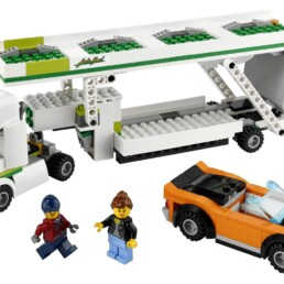 LEGO City 60305 Car Transporter