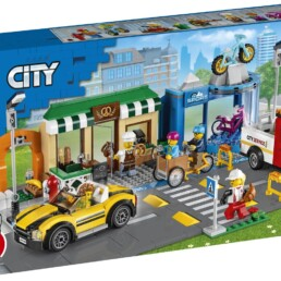 LEGO City 60306 Shopping Street