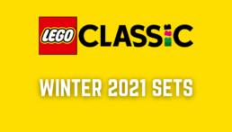 LEGO Classic winter 2021 sets