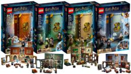 LEGO Harry Potter winter 2021 sets
