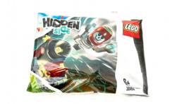 LEGO Hidden Side 30464 El Fuegos Stunt Canon