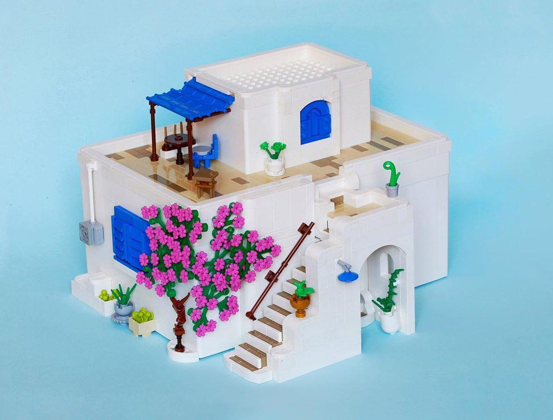 LEGO IKEA BYGGLEK