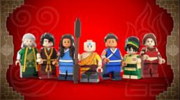 LEGO Ideas Avatar The Last Airbender - YIP YIP
