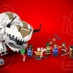 LEGO Ideas Avatar The Last Airbender - YIP YIP