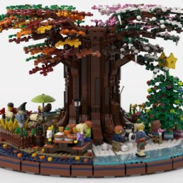 LEGO Ideas Four Seasons