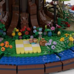 LEGO Ideas Four Seasons
