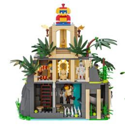 LEGO Ideas Johnny Thunder - The Lost Temple
