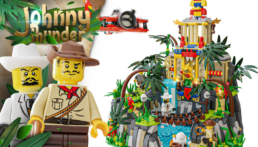 LEGO Ideas Johnny Thunder - The Lost Temple