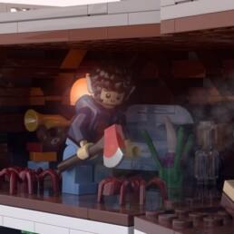 LEGO Ideas Jumanji of 1995