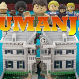 LEGO Ideas Jumanji of 1995