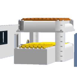 LEGO Ideas Open MRI