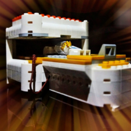 LEGO Ideas Open MRI