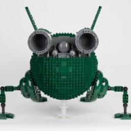 LEGO Ideas Red Dwarf Starburg