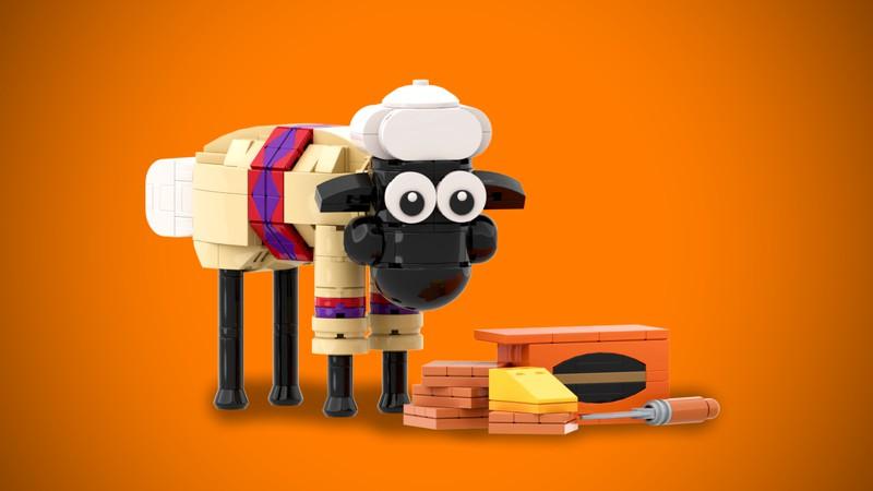 LEGO Ideas Wallace & Gromit