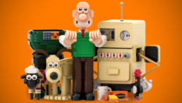 LEGO Ideas Wallace & Gromit