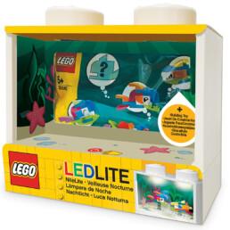 LEGO LEDLite Fish Lighted Display Brick
