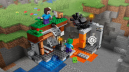 LEGO Minecraft 21166 The Abandoned Mine