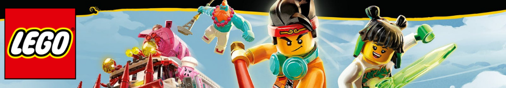 LEGO Monkie Kid banner