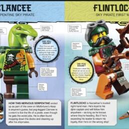 LEGO Ninjago Character Encyclopedia - New Edition