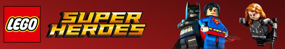 LEGO Super Heroes banner