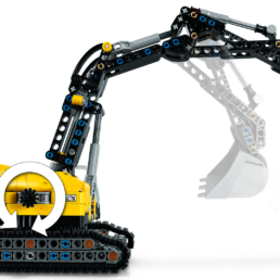 LEGO Technic 42121 Heavy Duty Excavator