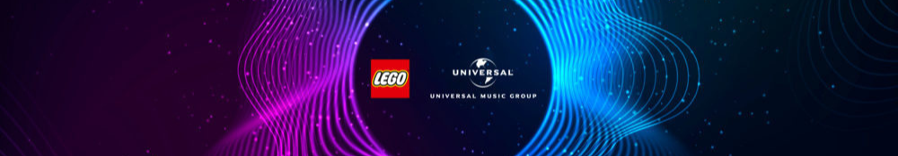 LEGO Vidiyo banner