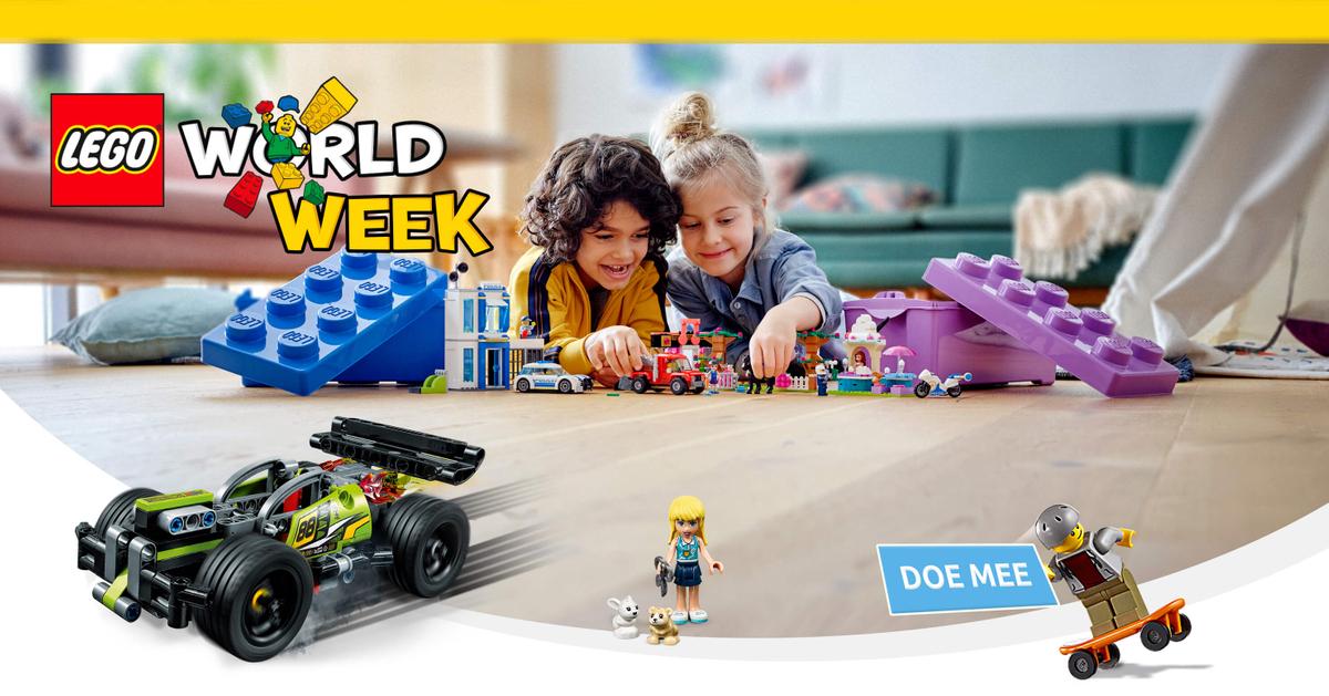 LEGO World Week
