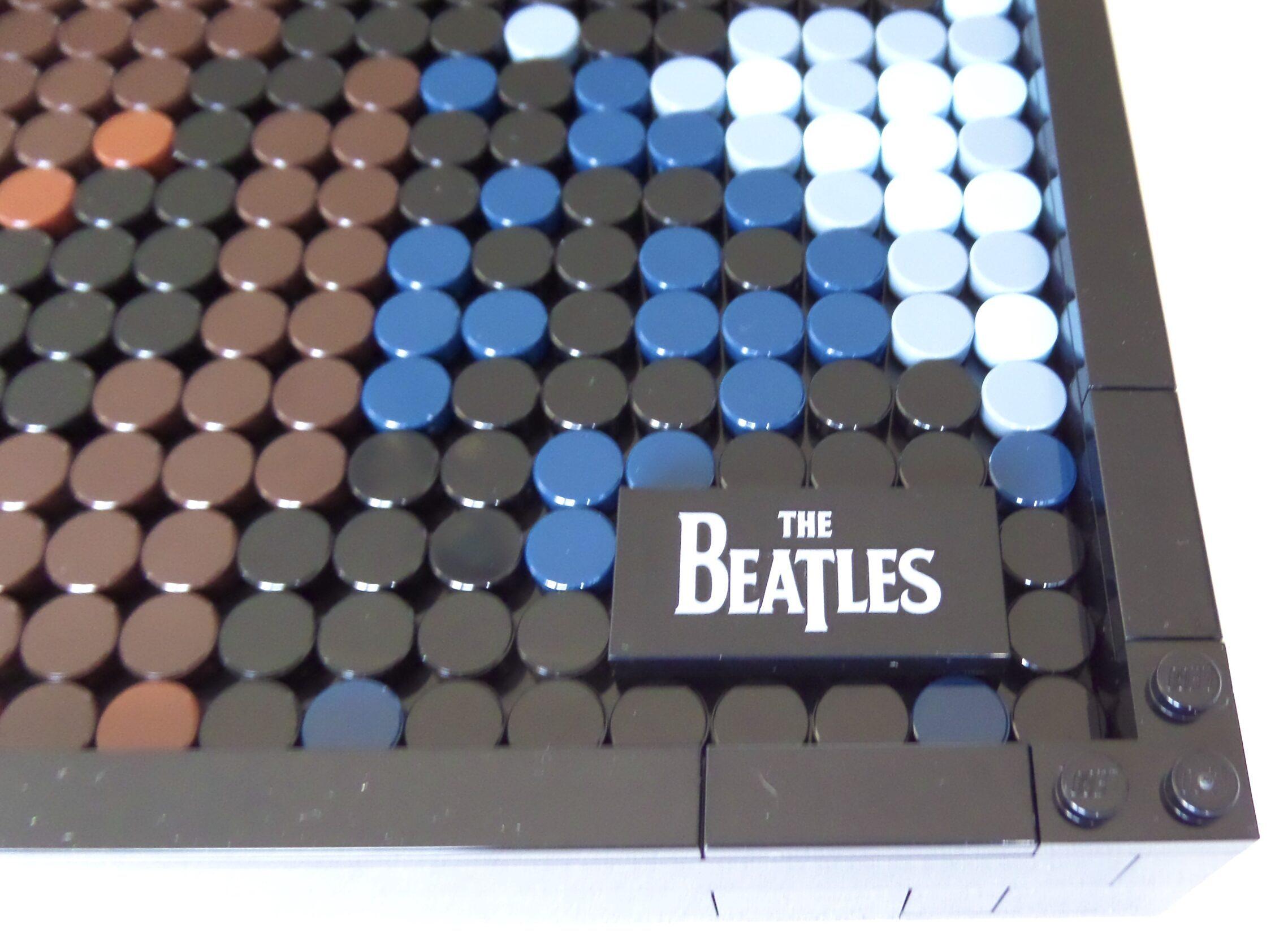 LEGO Art 31198 The Beatles